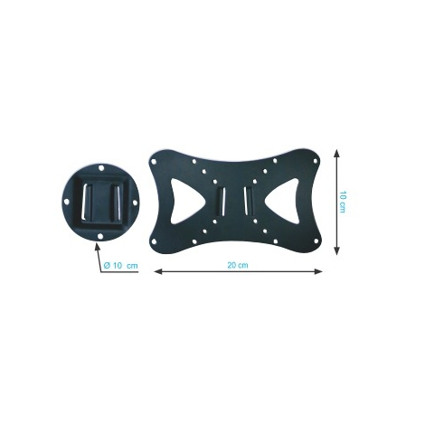 Support tv mural fixe - Support mural tv 82 cm ...