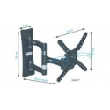 Supports TV muraux